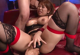Kanna Itou Gets Fucked With A Vibrator Give Asian Serfdom